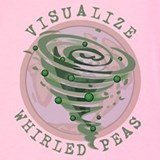 Whirled peas Tank Tops