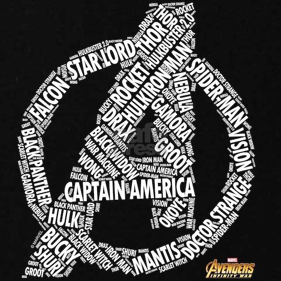Avengers Infinity War Names