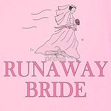Runaway bride Tank Tops