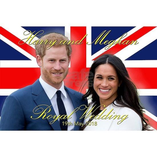 HRH Prince Harry and Meghan Markle Royal Wedding