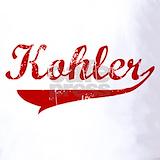 Kohler family Polos