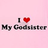Godsister Tank Tops