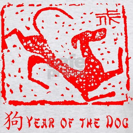 Dog11red Manicotto Lungo Maglietta y7qFu