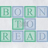 Born to read Bib