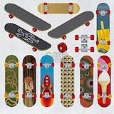 Skateboarding Bib