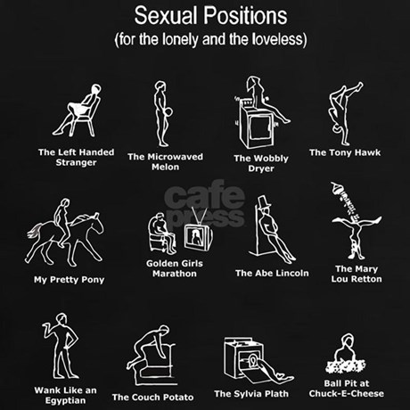 Womens favorite sexual positions