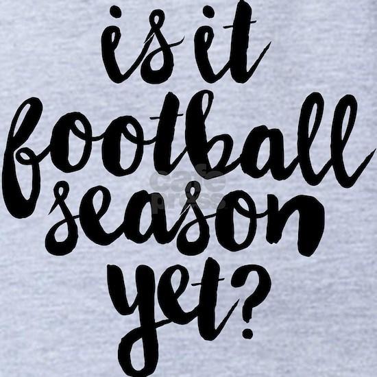 Is It Football Season Yet