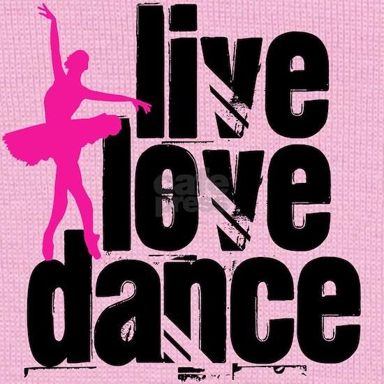 Live, Love, Dance with Ballerina