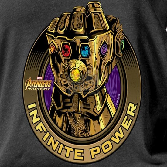 Avengers Infinity War Gold Gauntlet