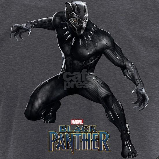Black Panther Pose