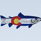 Fish colorado Baby Hats