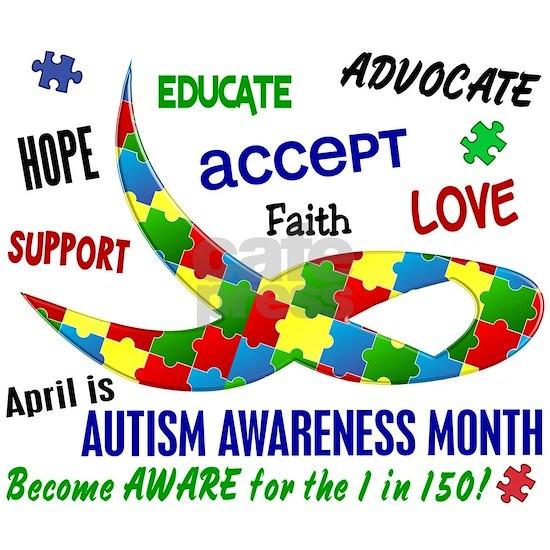 -Autism Awareness Month