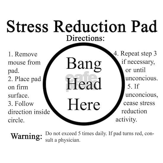 Stress Reduction Pad