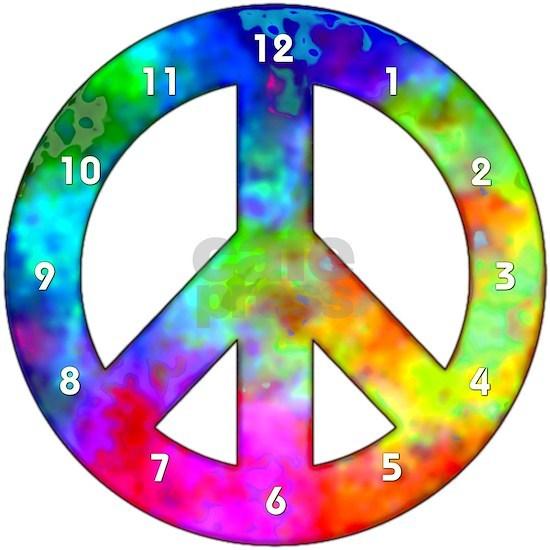 Peaceclock