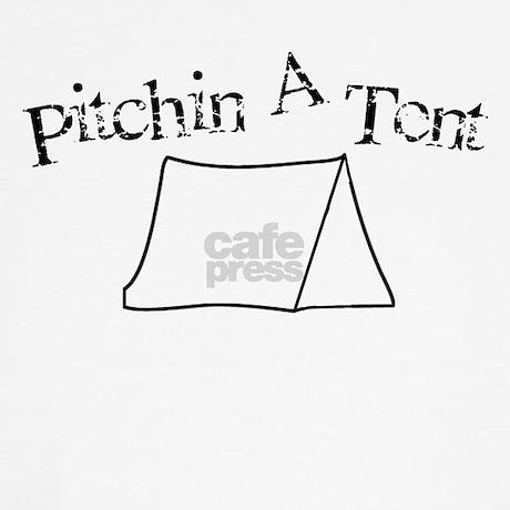 Pitchin A Tent Sweatshirt. Favorite  sc 1 st  CafePress & Pitchin A Tent Sweatshirt | CafePress.com