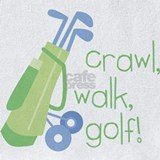 Golf baby Bib