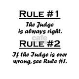 Rule no 1 Aprons