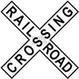 Railroad Wall Decals