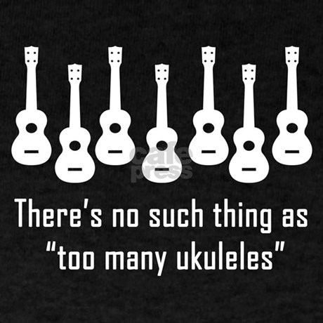 Too Many Ukuleles (No Such Thing)