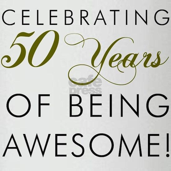Celebrating 50 Years Pint Glass