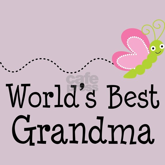 Grandma (Worlds Best) gift