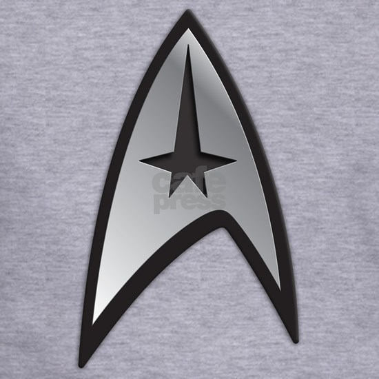 Star Trek Halloween Costume Command Badge