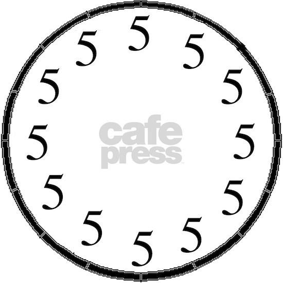 all fives clock