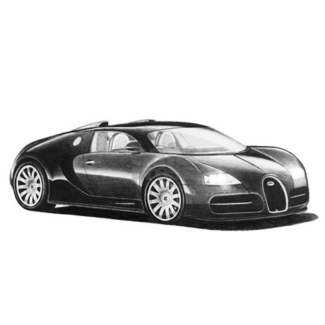 Bugatti Veyron, Water Bottle. Bugatti Veyron, Stainless Water ...