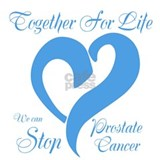 Prostate cancer awareness Wall Decals