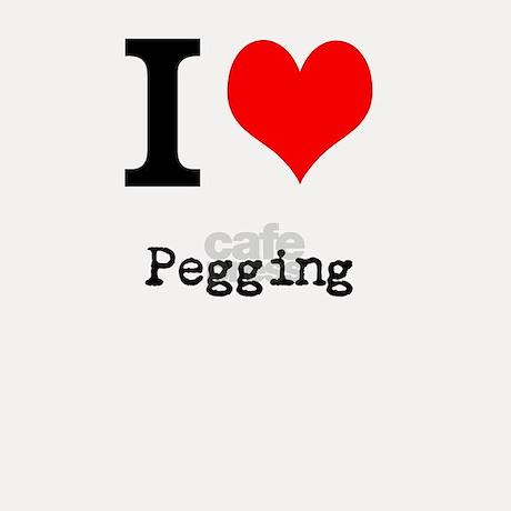 Pegging symbol