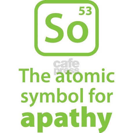 Symbol For Apathy Aluminum License Plate By Brightdesign