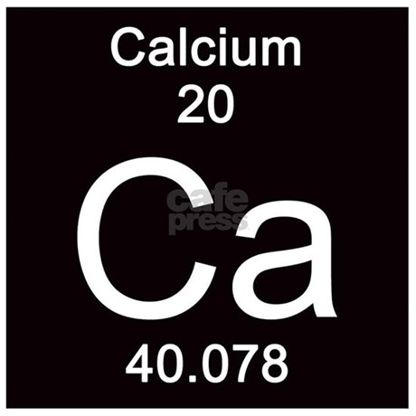 Periodic table calcium tile coaster by sciencelady periodic table calcium tile coaster favorite urtaz Gallery