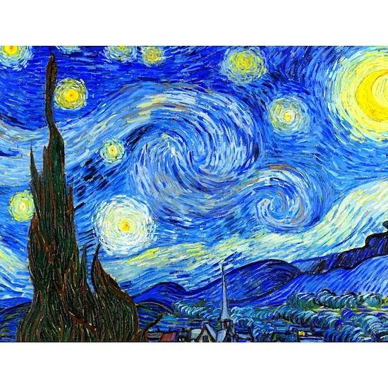 Laptop Van Gogh