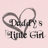 Daddys little girl Baby Hats