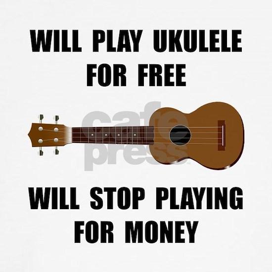 Ukulele Playing