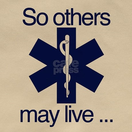 That Others May Live Logo