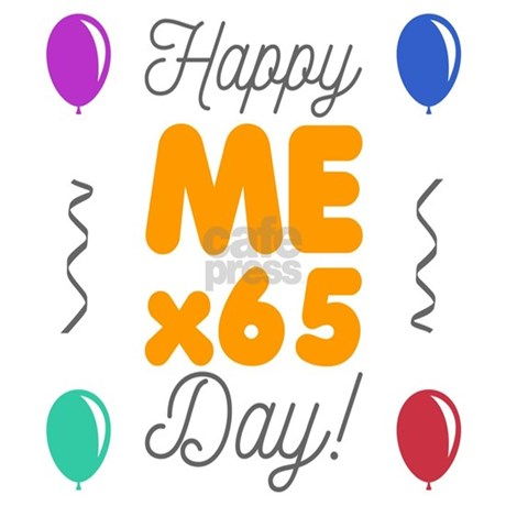 Happy 65th Birthday Banner Favorite