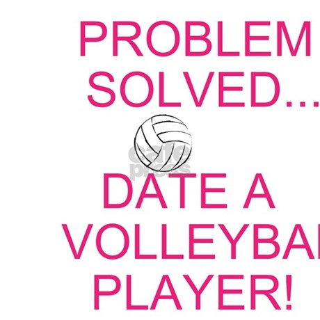 why to date a volleyball player