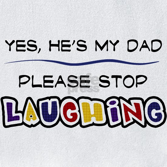 Yes, He's My Dad