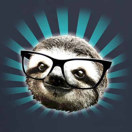 Hipster Sloth Products