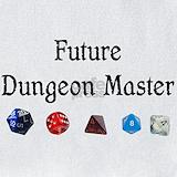 Dungeons dragons Bib