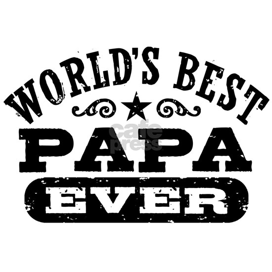 World's Best Papa Ever
