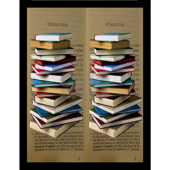 Book Lovers Flip Flops