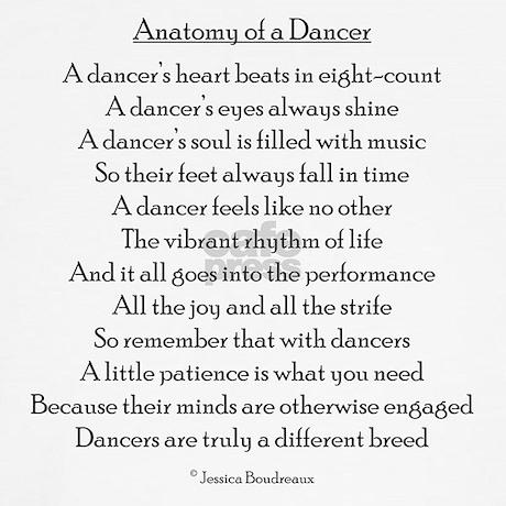 Anatomy Of A Dancer Throw Pillow By Dancersanatomy