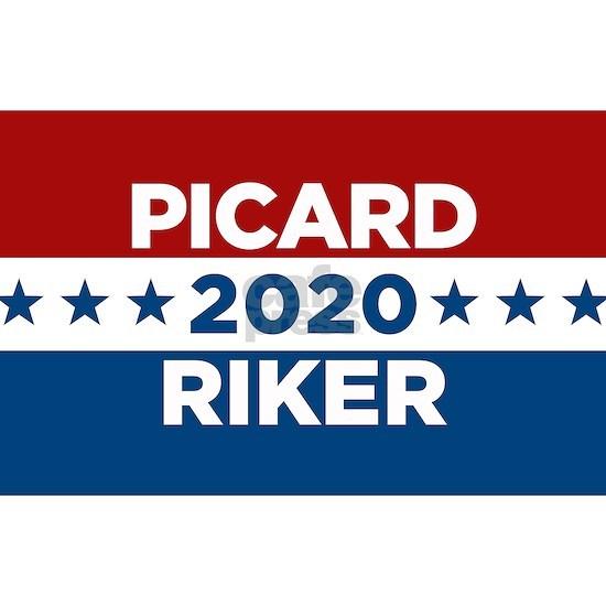 Picard Riker 2020