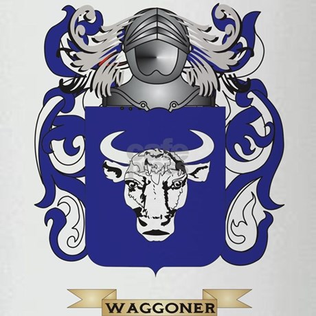 Waggoner Coat Of Arms